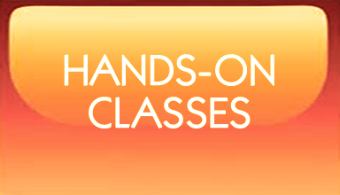 HANDS ON CLASSES