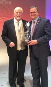Award of Distinguished Service to the Floral Industry – Jim DelPrince AIFD